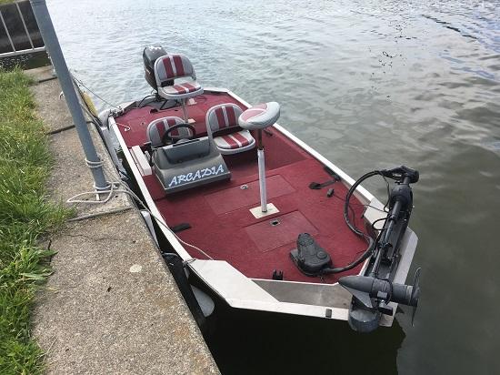 ボート アルミ